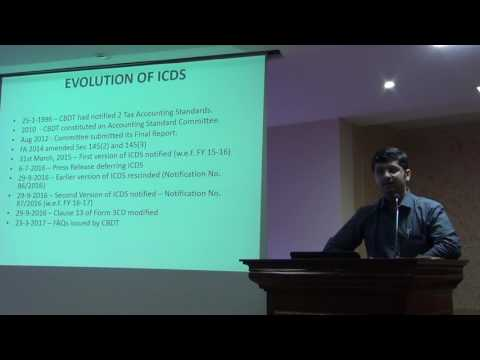 Discussion on the TEN ICDS