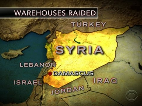 Where does U.S. decision to cut aid leave Syrian rebels?