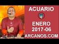 Video Horóscopo Semanal ACUARIO  del 5 al 11 Febrero 2017 (Semana 2017-06) (Lectura del Tarot)