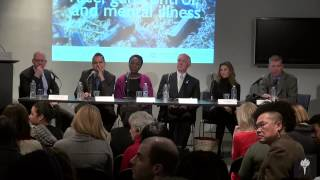 "NYU Panel Discussion: ""Triggering the Debate: Gun Control, Race, and Mental Illness"""