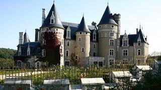 Замок на продажу во Франции.Luxury home ,Castle for sale in France !