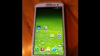 How To Root Samsung Galaxy S3 Sprint/AT&T/T-Mobile/Rogers