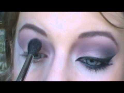 Maquillage libanais et neutre.