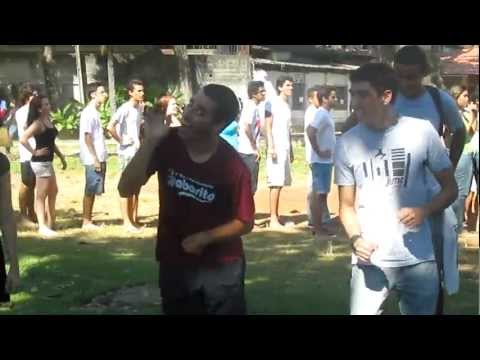 Calouros Panicats - Trote RI UFRJ 2012.1