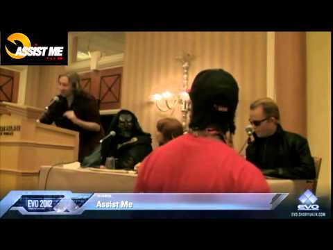 ASSIST ME! Evo 2012 Panel - Part 2