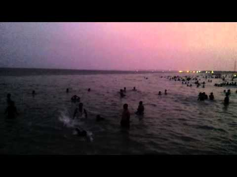 Most popular beach in qatar Umsaid qatar tourism
