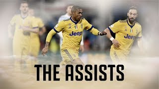 The Top 7 Juventus assists of #MY7H