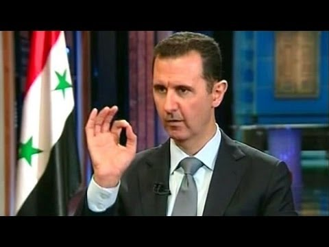 Bashar al-Assad Interview with Fox News Part 5