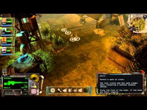 Wasteland 2: первое настоящее видео геймплея