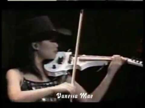 Vanessa Mae - Concierto para Violín