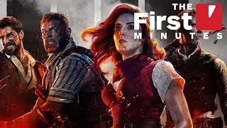 First 15 Minutes of Voyage of Despair - Call of Duty: Black Ops 4 Zombies