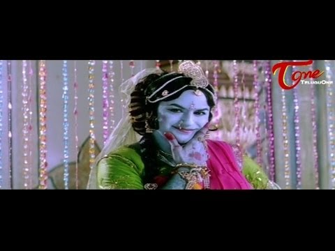Pandurangadu Comedy Scene | Bala Krishna's getup as hot actress Tabu