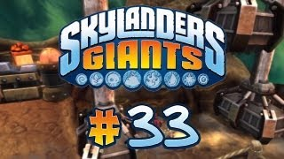 Let's Play Skylanders: Giants #33 - Rundherum [blind!] [FULL-HD]