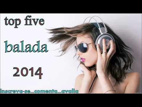 SET baladas 2014 só as melhores