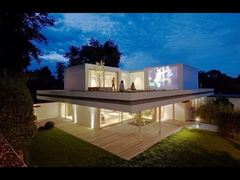 Casa en contenedor maritimo hometainer youtube - Casa con contenedores maritimos ...