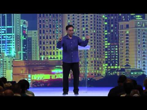 2013 World Conference Speaker Timothy Loh
