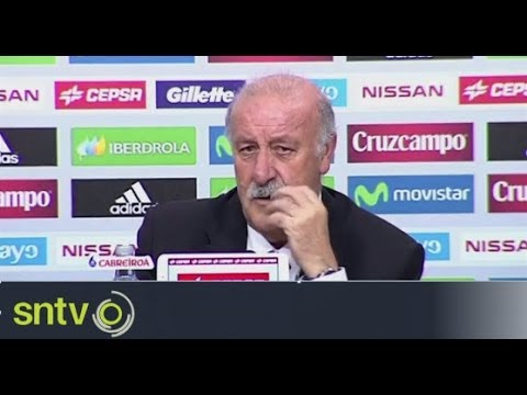 Vicente Del Bosque defends Fernando Torres selection