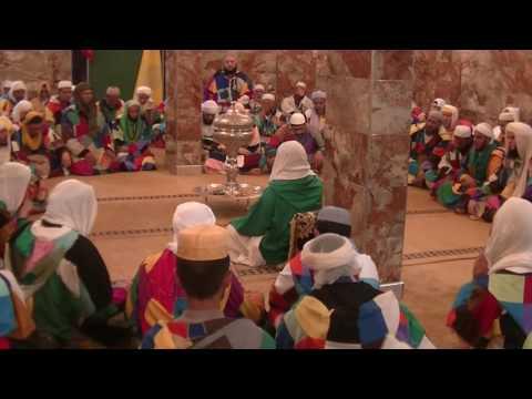 الكركريون في مولد النبي ﷺ