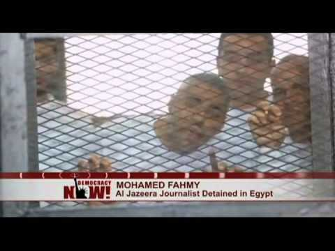 Egypt's Courts Further Repression with Journos on Trial & Mass Death Sentence for Morsi Supporters