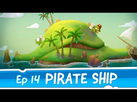 Om Nom - Piráti