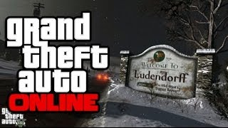GTA 5 ONLINE: NORTH YANKTON TUTORIAL! HOW TO GET TO