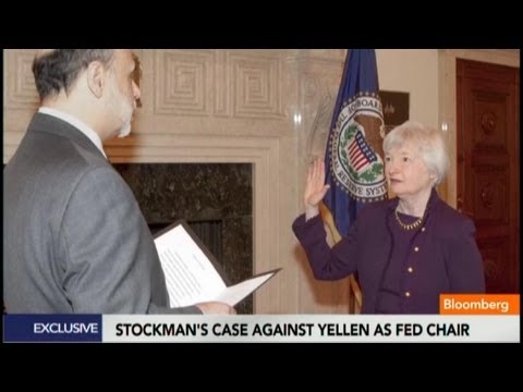 Janet Yellen Has No Clue How to Run Fed: Stockman