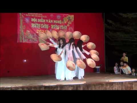 Múa - Hồn quê - Trường THPT Vĩnh Hòa Hưng Bắc