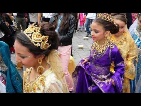 مهرجان الجاليات في بلجيكا