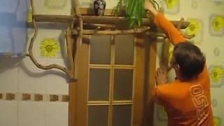 Мебель из коряг своими руками
