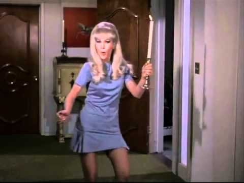 barbara eden does a belly dance drum solo youtube