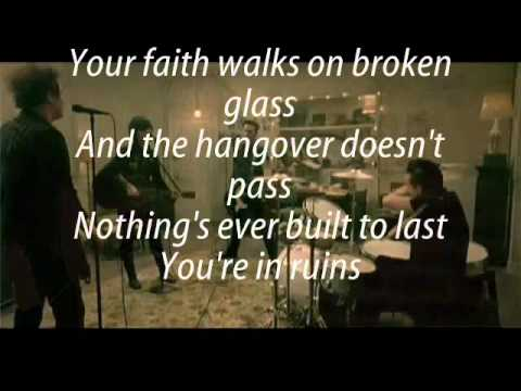 Green day - 21 guns (lyrics)