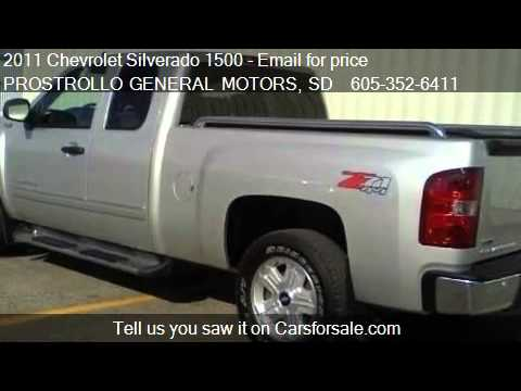 2011 Chevrolet Silverado 1500 LT WARRANTY for sale in Huron,