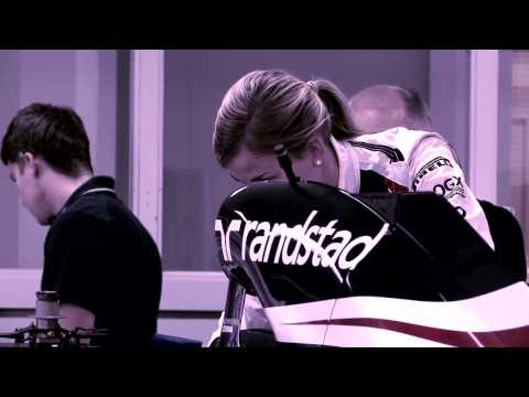 Randstad F1 Williams Team   Susie Wolff