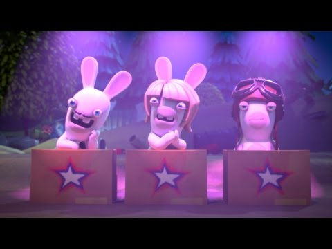 Rabbids Invasion - Hymna