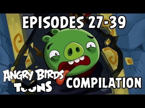 Angry Birds - 27-39