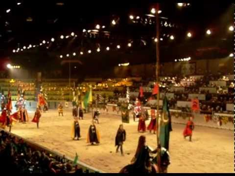 Medieval Times Restaurant Chicago Illinois