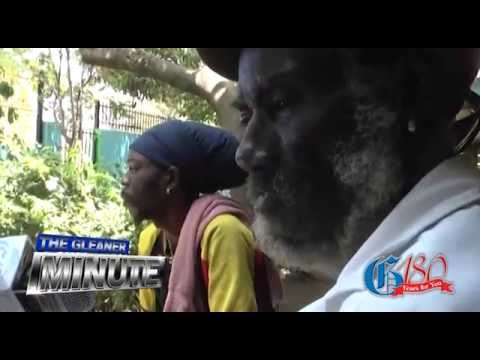 THE GLEANER MINUTE: Free the weed!.. Myrie money delays... River worries... Elders protest