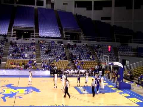 Cory Dixon (#4 Blue) vs McNeese St. *SLC Game* {2nd Half}