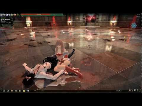 [Vindictus] Derpin Around With Succubus (Break Offs)