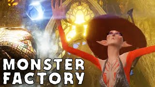 Tammy Radbody will absolutely set a forest on fire | Monster Factory