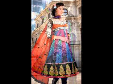 Anarkali Salwar Kameez - Indian Dresses Online