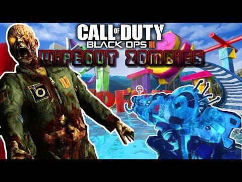DONKEY KONG CUSTOM MAP! (Black Ops 3 Zombies)