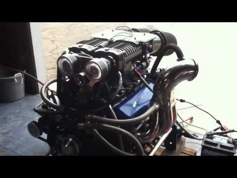 Hình ảnh trong video Mercury Racing Engine Upgrade Services