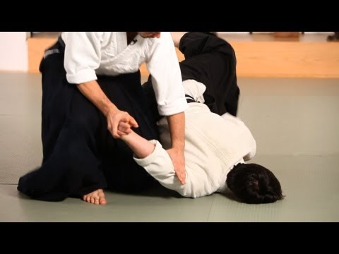 How to Do Nikyo | Aikido Lessons