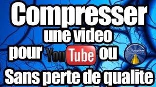 [Tuto] Compresser Une Vidéo Sans Perdre De Qualité (Pour