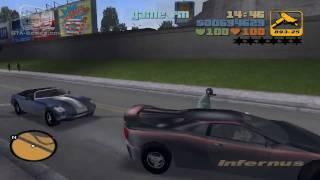 GTA 3 Walkthrough Mission #53 Marked Man (HD)
