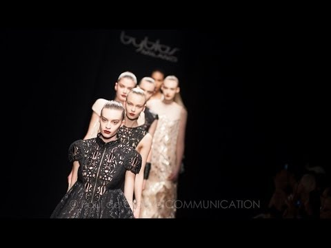 BYBLOS FASHION SHOW WOMAN FALL WINTER 2014-15 (Interviews -Exclusive  Backstage - Runway) HD