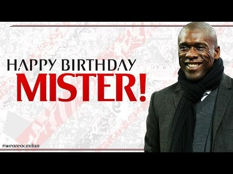 AC Milan | Happy Birthday Mister!