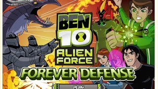 Play Free Online Games Ben 10 Games Of Alien Force Forever