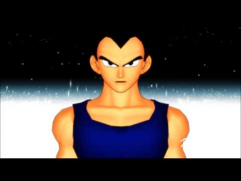 [MMD] ~ Dragon Ball Z ~ Goku x Vegeta Compilation
